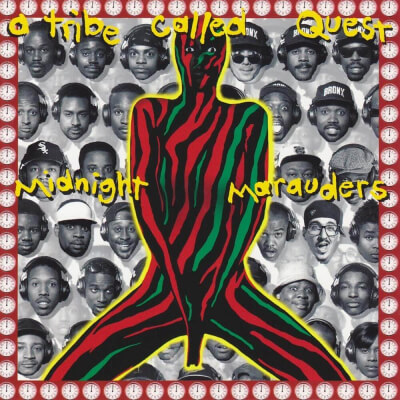 A Tribe Called Quest — Midnight Marauders (1993)