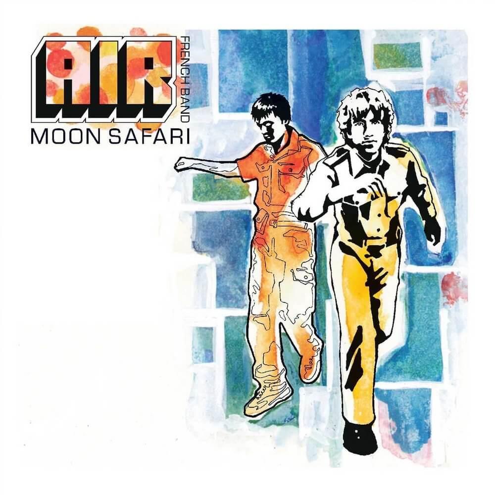 Air — Moon Safari (1998)