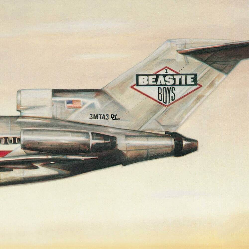 Beastie Boys — Licensed to Ill (1986)