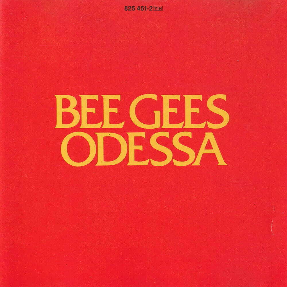 Bee Gees — Odessa (1969)
