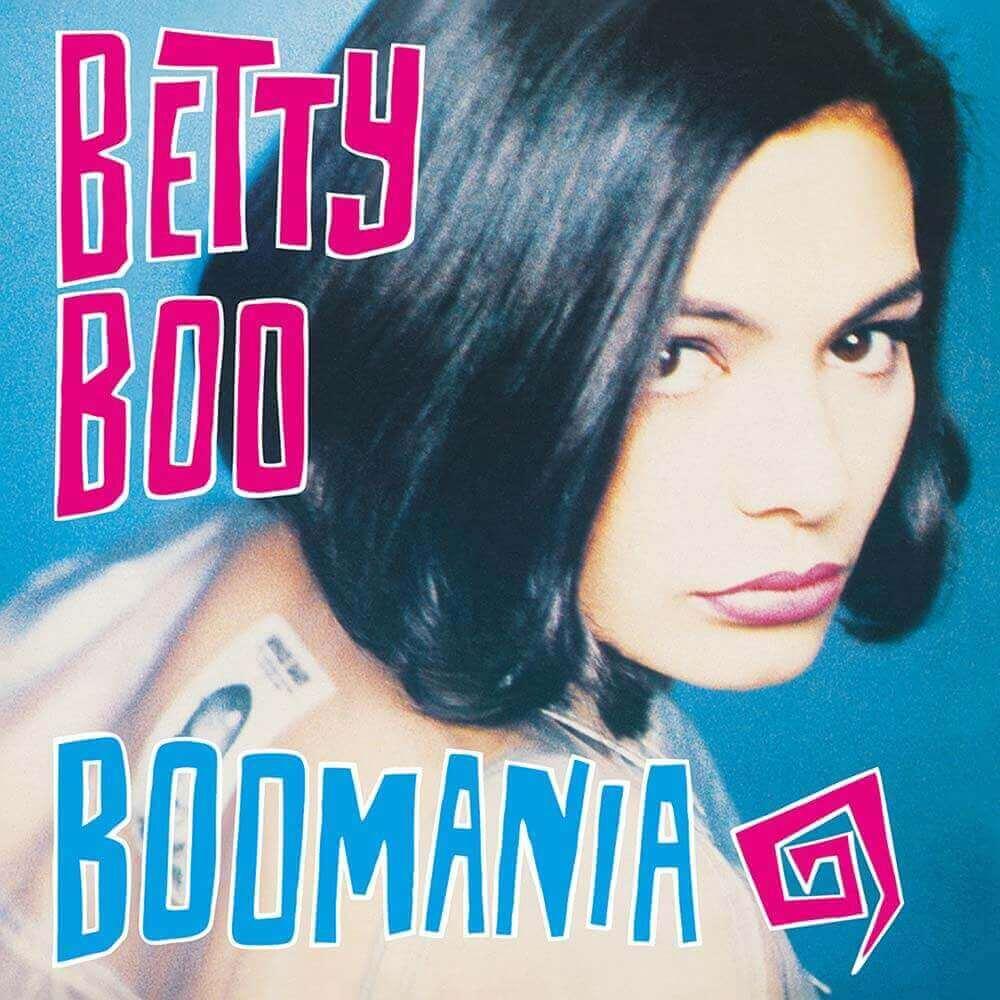 Betty Boo — Boomania (1990)