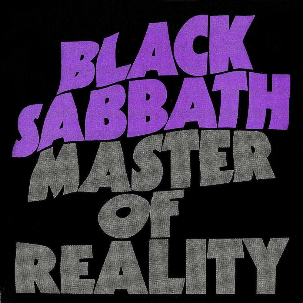 Black Sabbath — Master of Reality (1971)