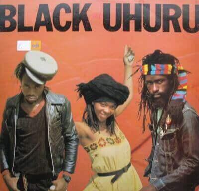 Black Uhuru — Red (1981)