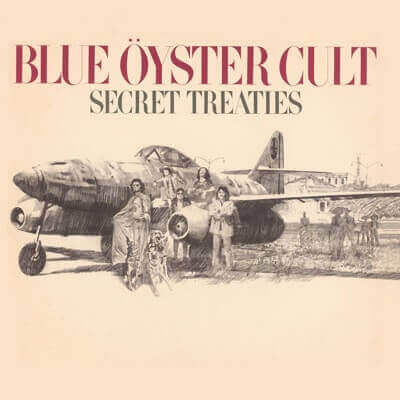 Blue Öyster Cult — Secret Treaties (1974)