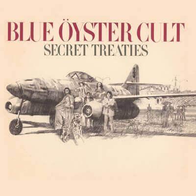 Blue Öyster Cult — Secret Treaties (1974)