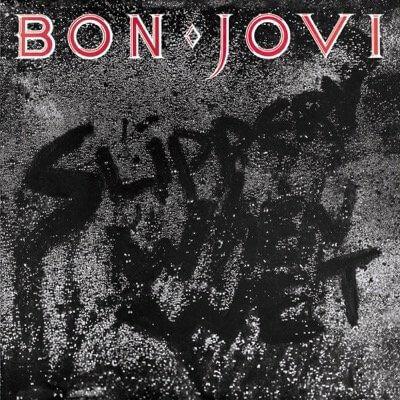 Bon Jovi — Slippery When Wet (1986)