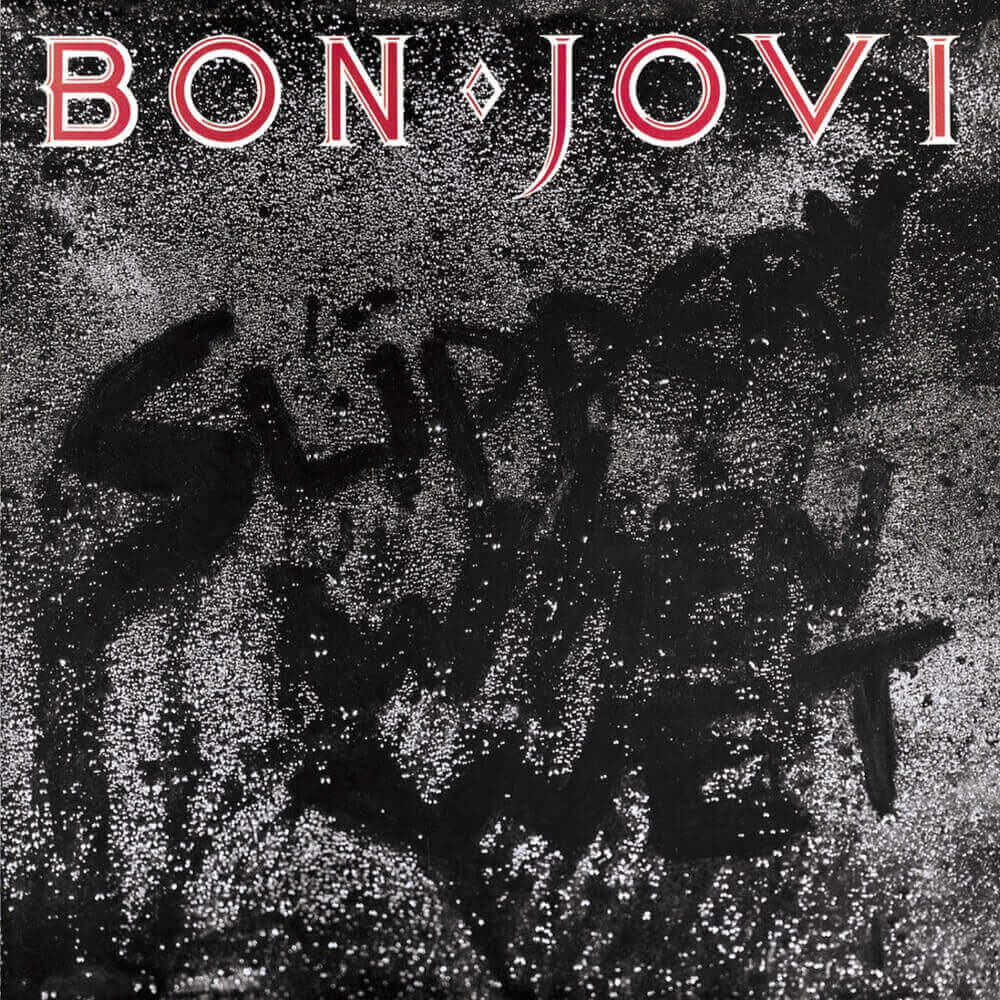 Bon Jovi — Slippery When Wet (1986)