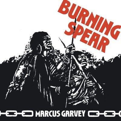 Burning Spear — Marcus Garvey (1975)