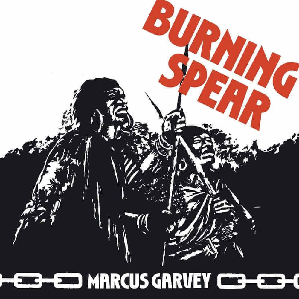 Burning Spear — Marcus Garvey (1975)