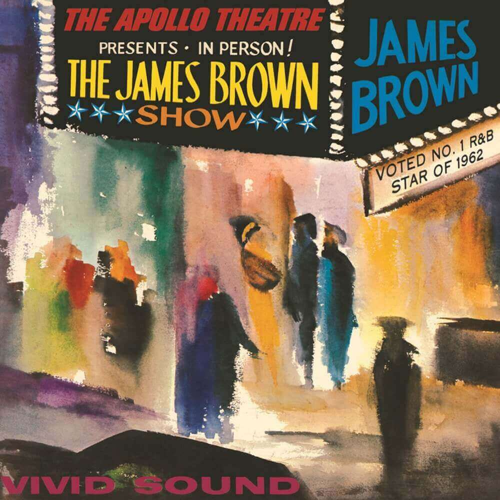 James Brown — Live at the Apollo (1963)