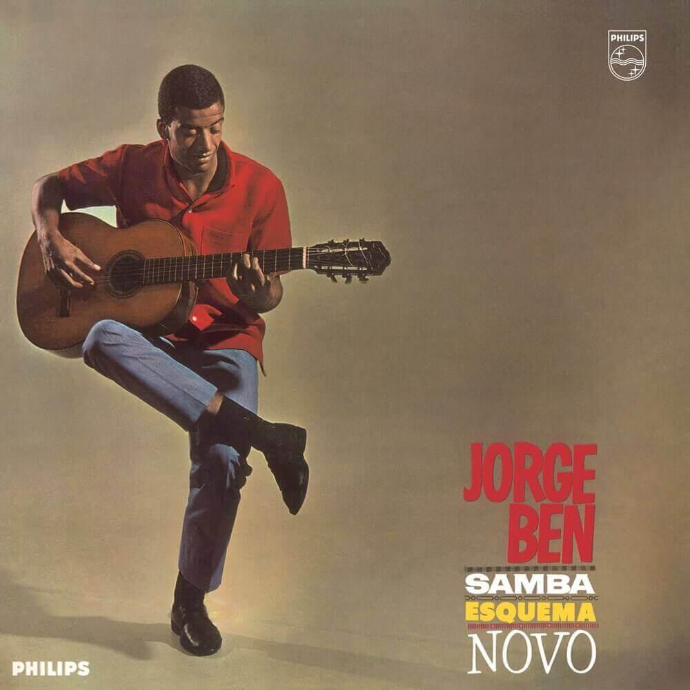 Jorge Ben — Samba Esquema Novo (1963)