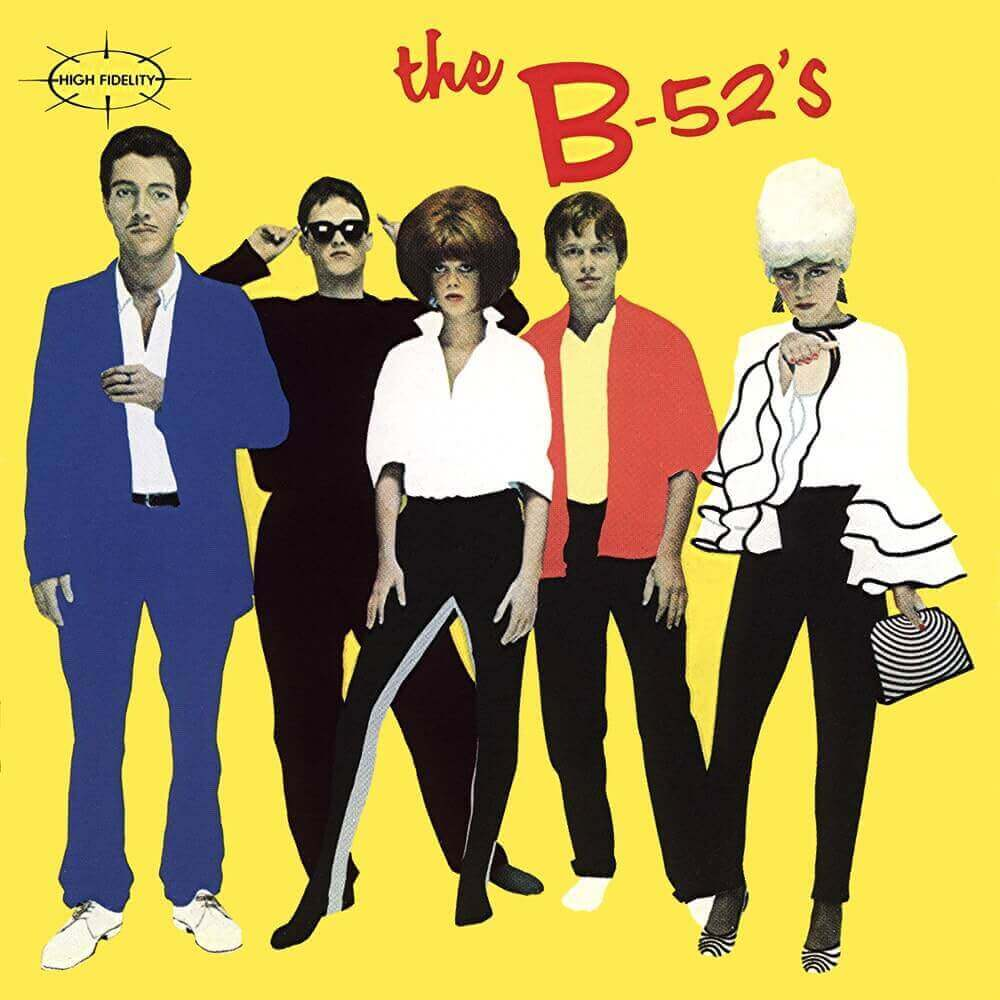 The B-52's — The B-52's (1979)