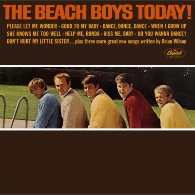 The Beach Boys — The Beach Boys Today! (1965)
