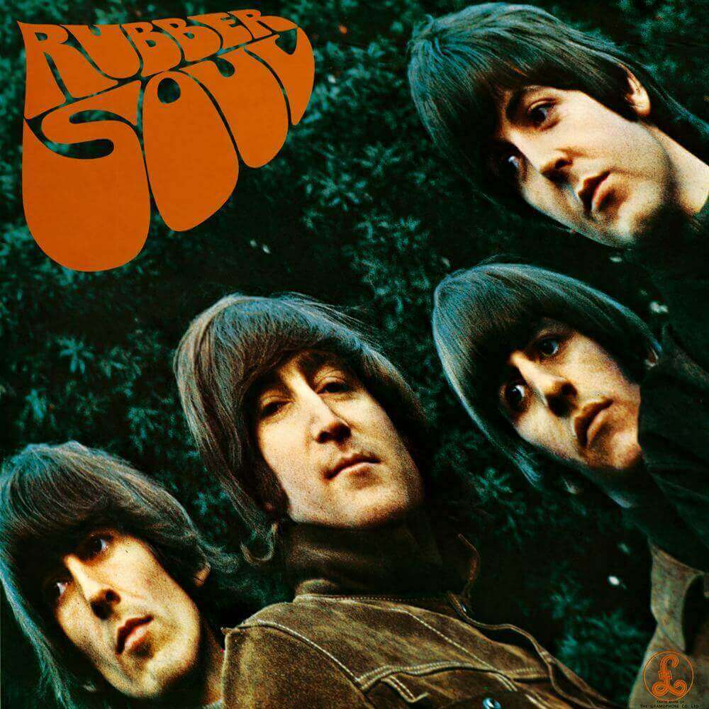 The Beatles — Rubber Soul (1965)