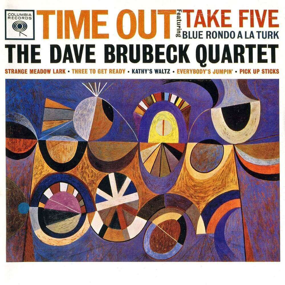 The Dave Brubeck Quartet — Time Out (1959)