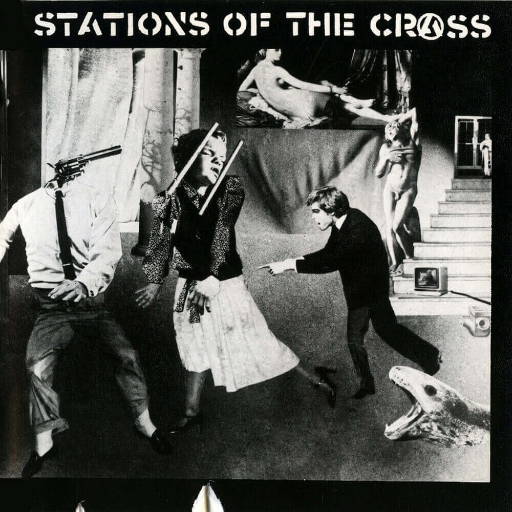 Crass — Stations Of The Crass (1979)