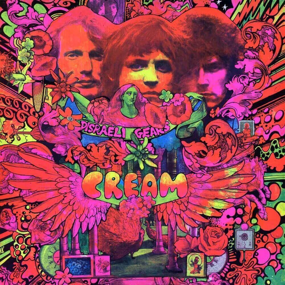 Cream — Disraeli Gears (1967)