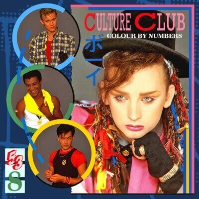 Culture Club — Colour By Numbers (1983)