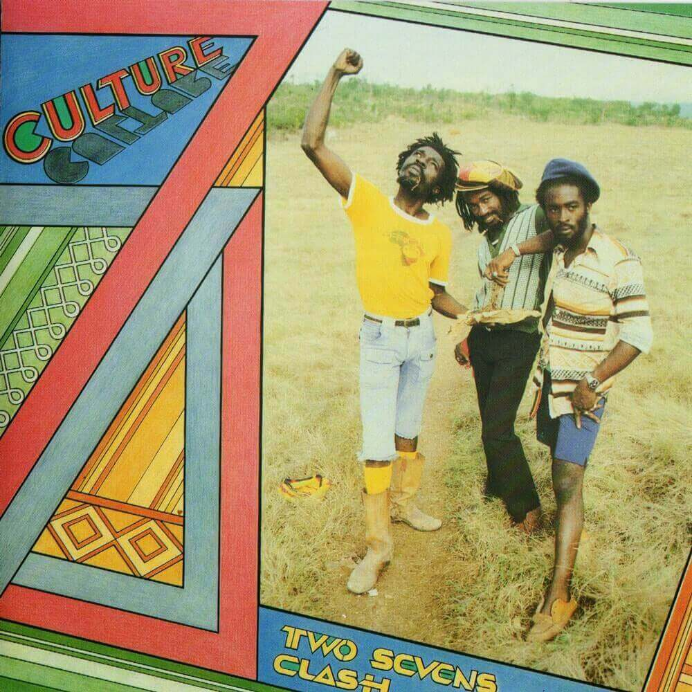 Culture — Two Sevens Clash (1977)