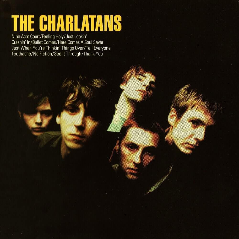 The Charlatans — The Charlatans (1995)