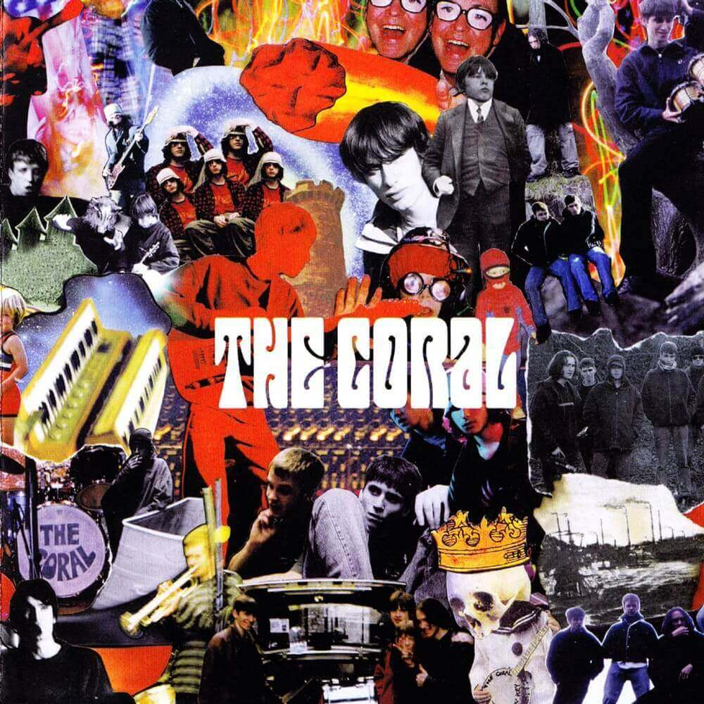 The Coral — The Coral (2002)