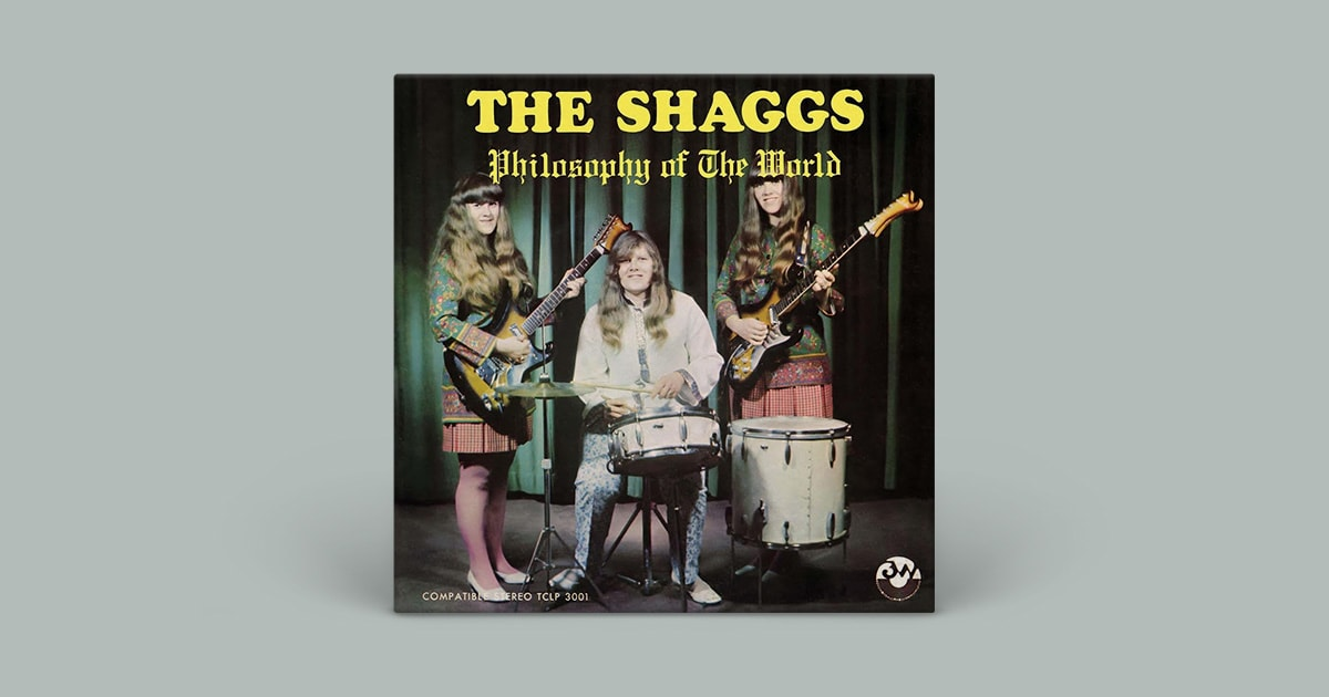 The Shaggs — Philosophy of the World