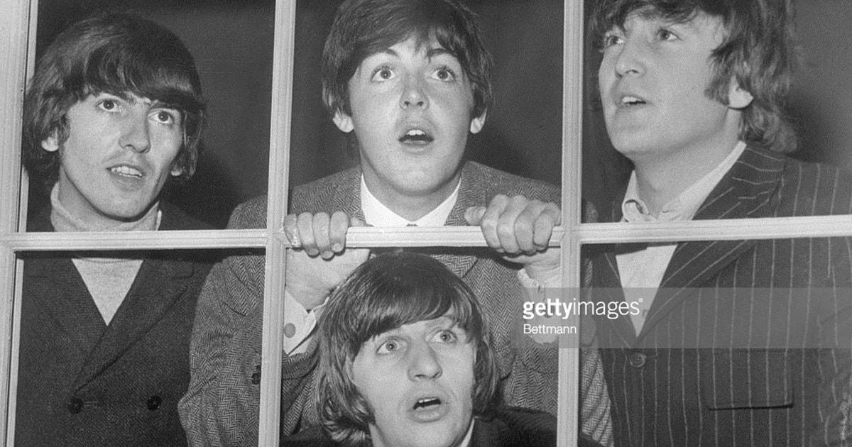Неизвестная песня The Beatles — From a window