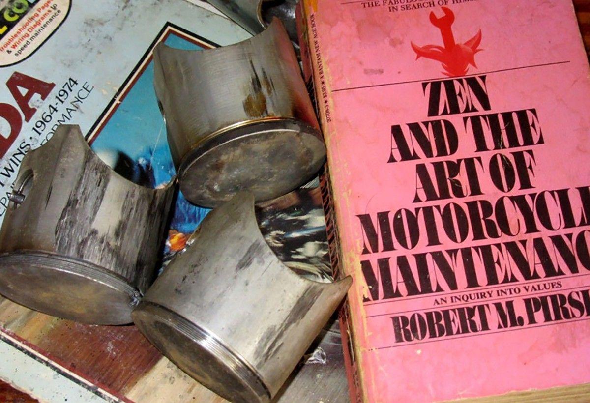 Роберт Пирсиг «Дзен и искусство ухода за мотоциклом»