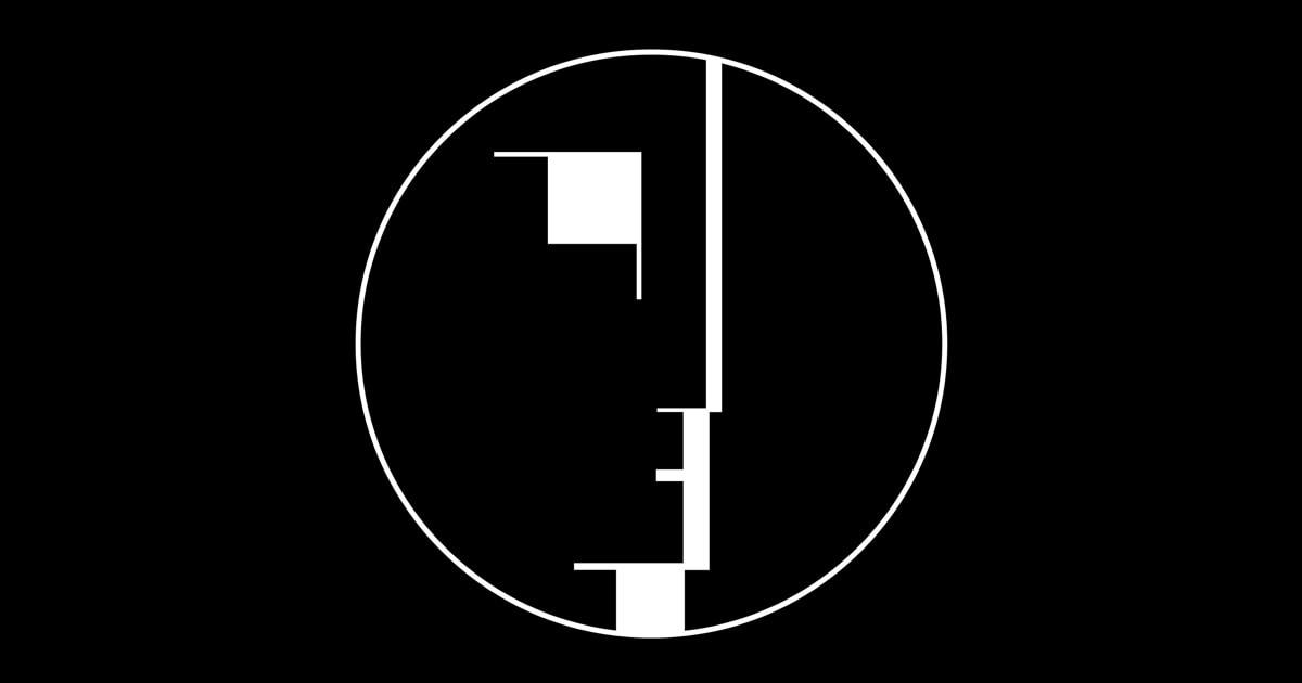 Логотип группы Bauhaus