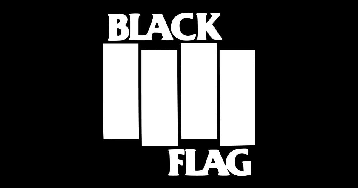 Логотип группы Black Flag