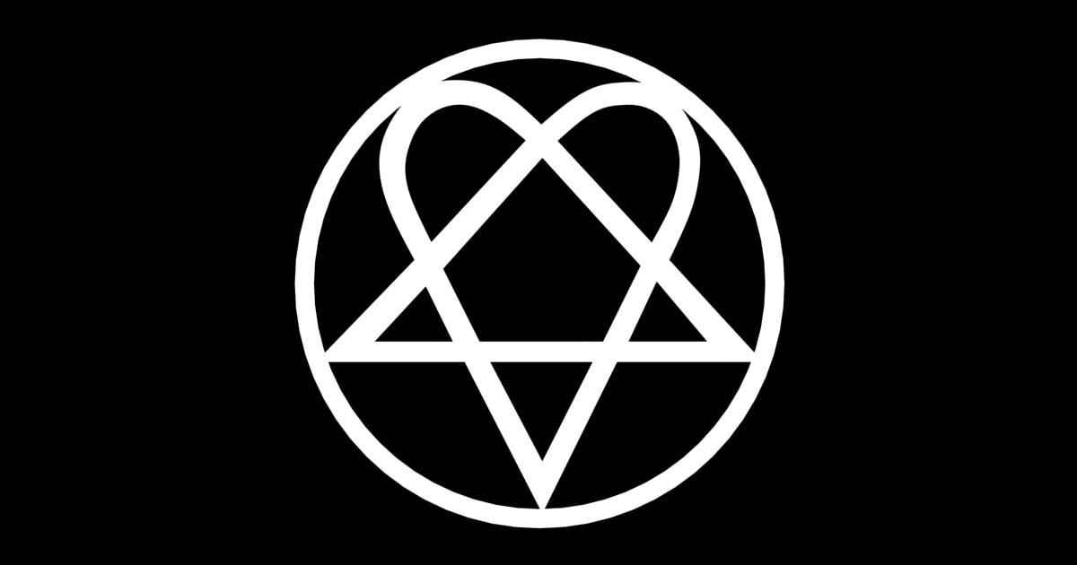 Логотип группы H.I.M.