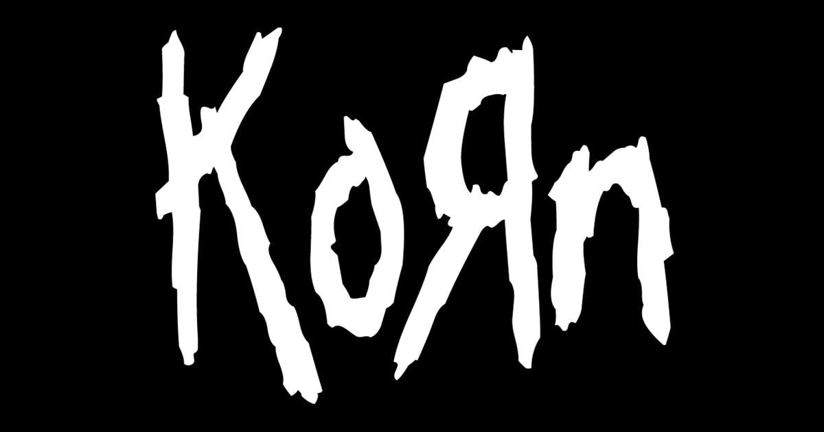 Логотип группы Korn
