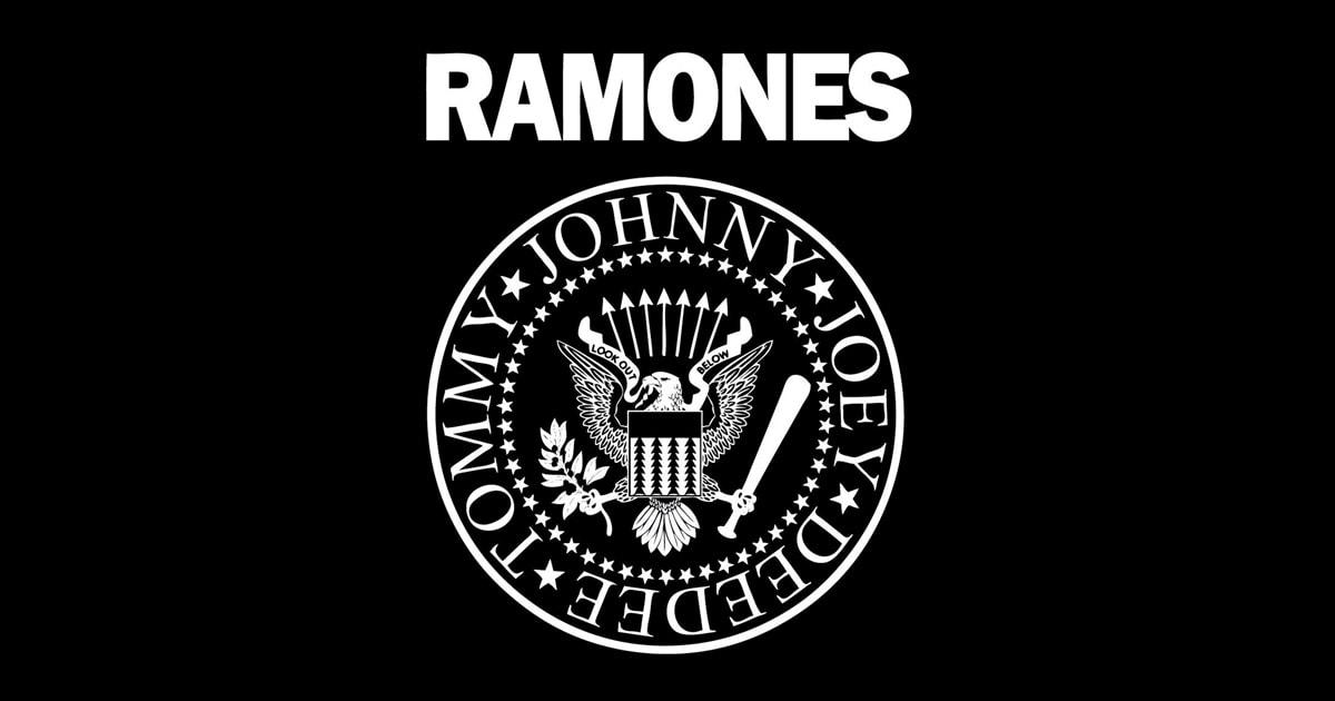 Логотип группы Ramones