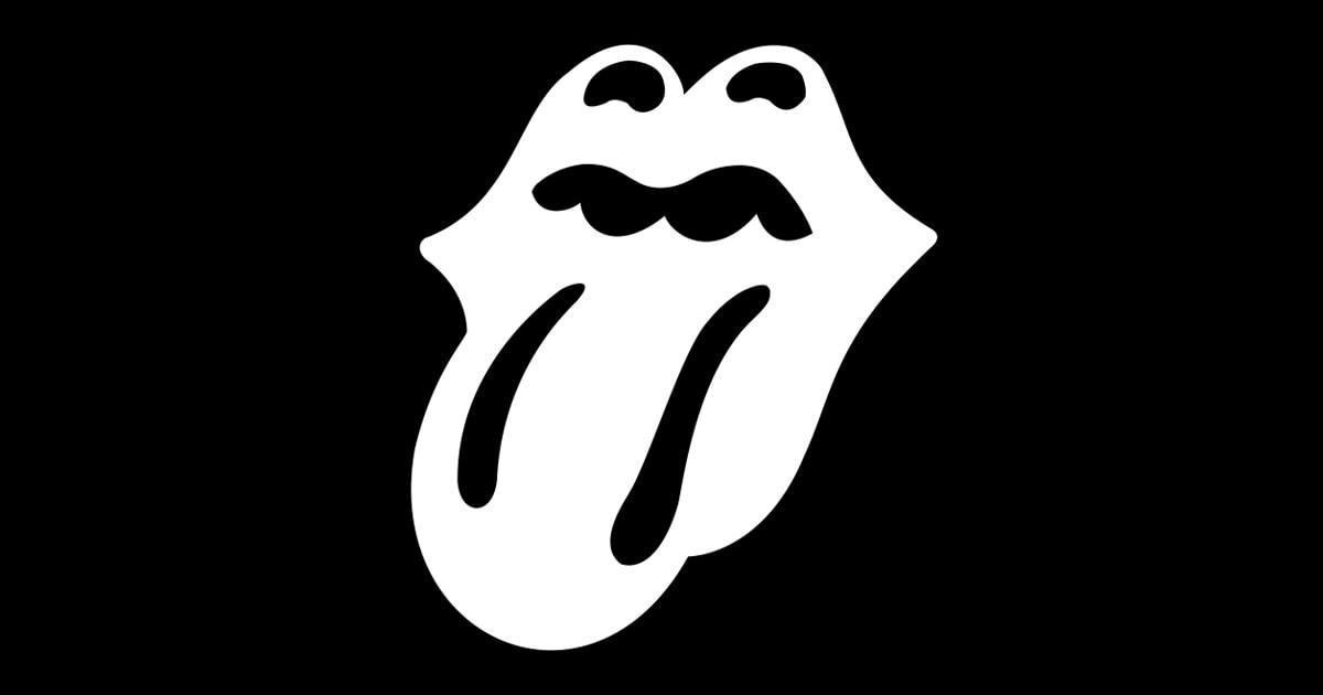 Логотип группы The Rolling Stones