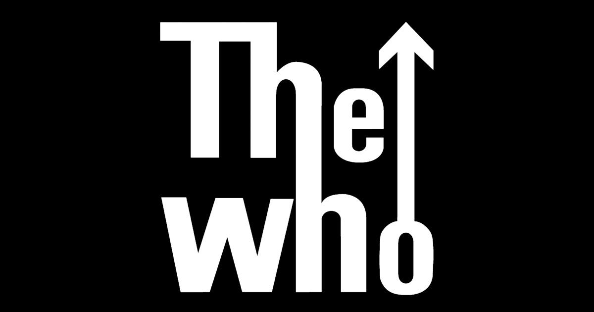 Логотип группы The Who