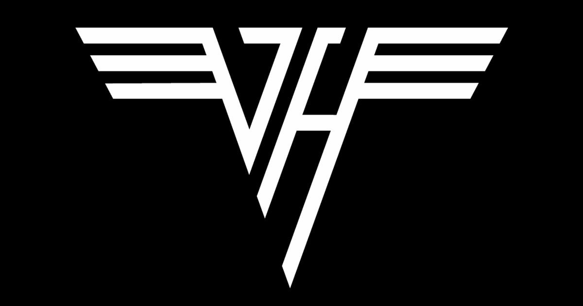 Логотип группы Van Halen